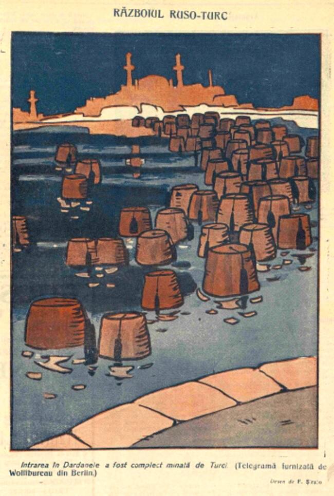 1914 noiembrie 11 FURNICA Razboiul ruso turc
