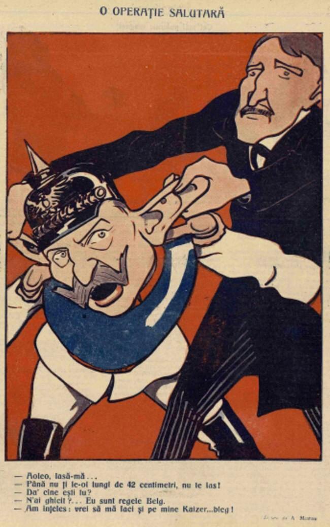 1914 noiembrie 12 FURNICA O operatie salutara