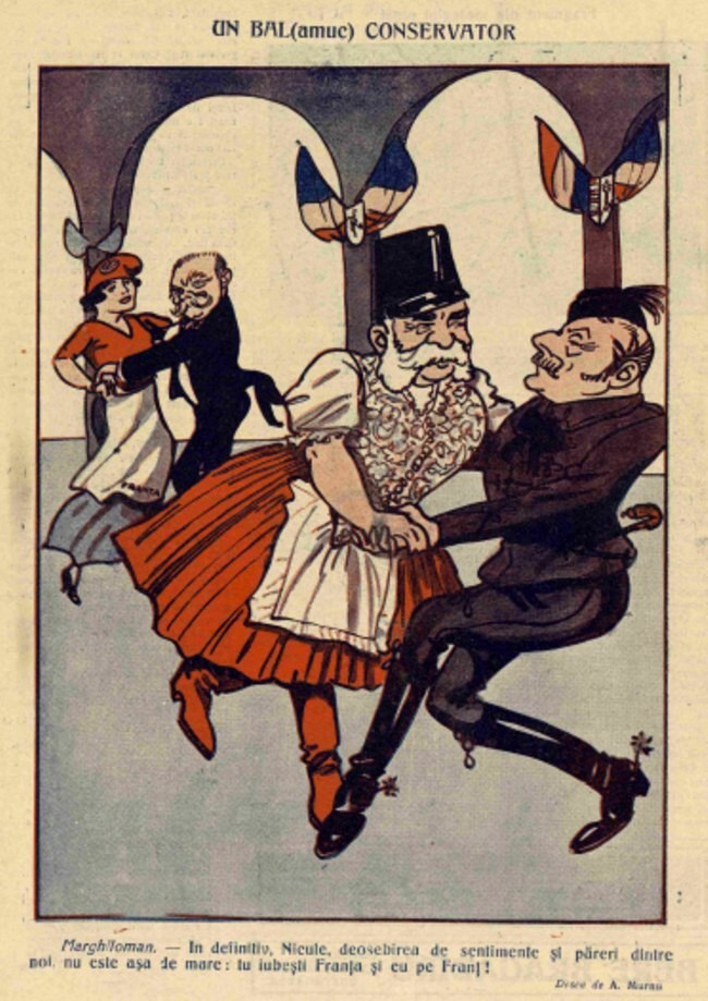 1914 noiembrie 12 FURNICA Un bal amuc conservator