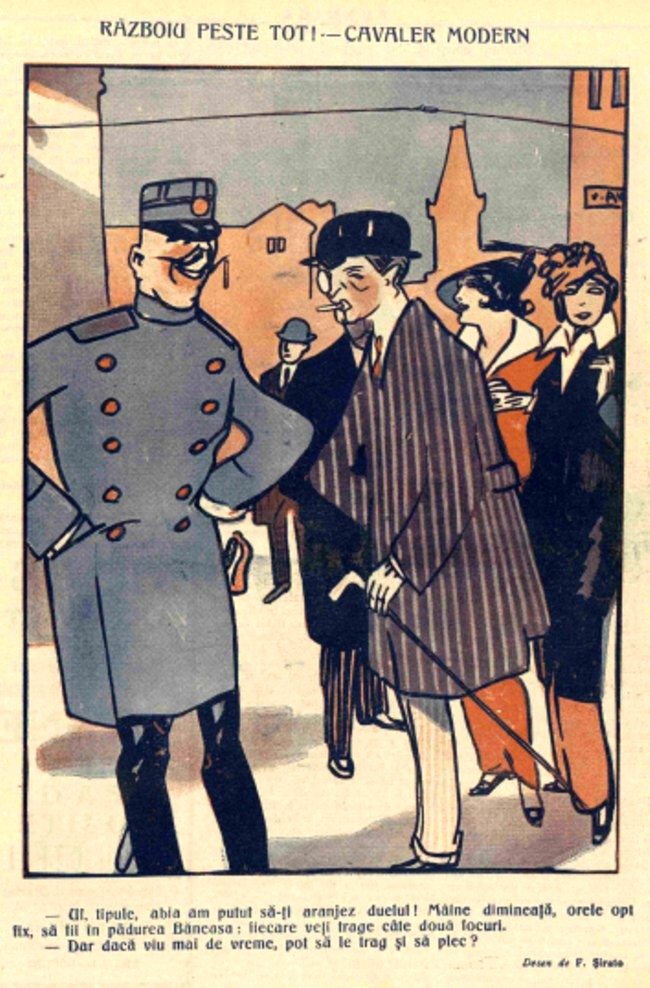 1914 noiembrie 13 FURNICA Razboiul peste tot