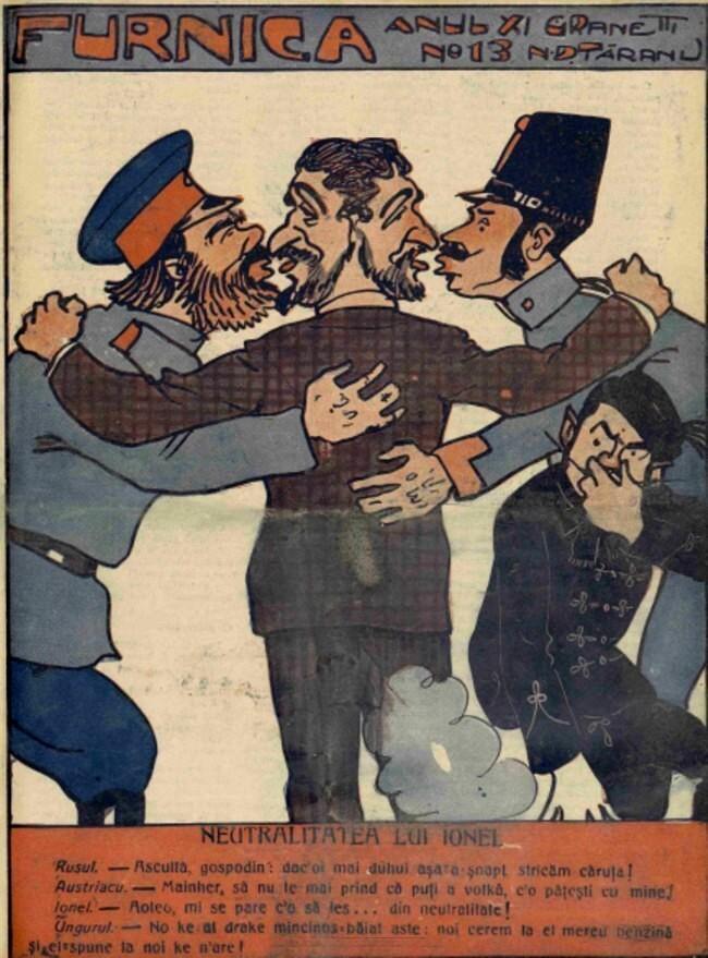 1914 noiembrie 13 FURNICA coperta