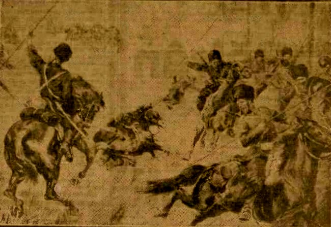 1914 nov 3 ADEVARUL cazacii