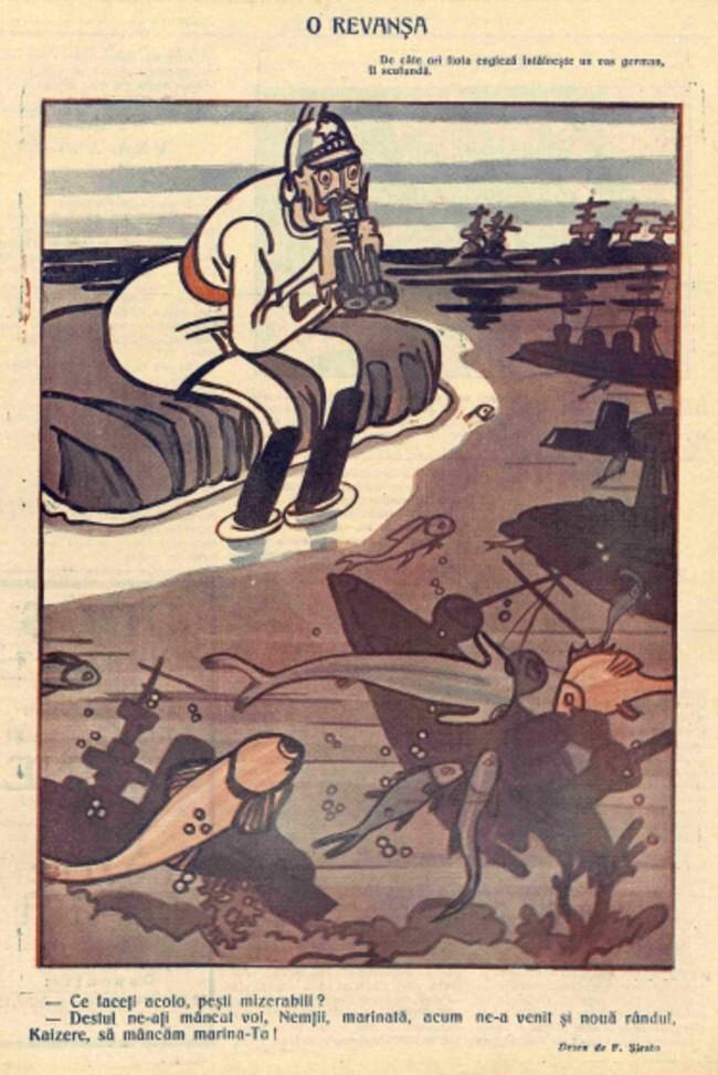 1914 octombrie 6 FURNICA O revansa
