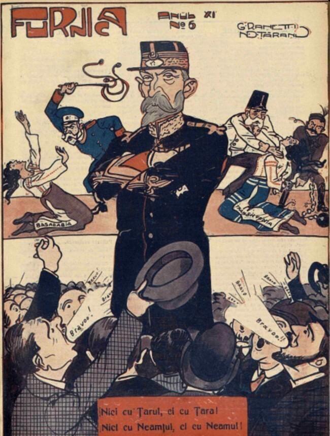 1914 octombrie 6 FURNICA coperta
