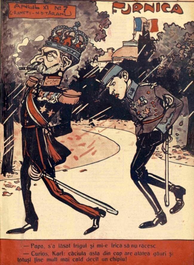 1914 octombrie 7 FURNICA coperta