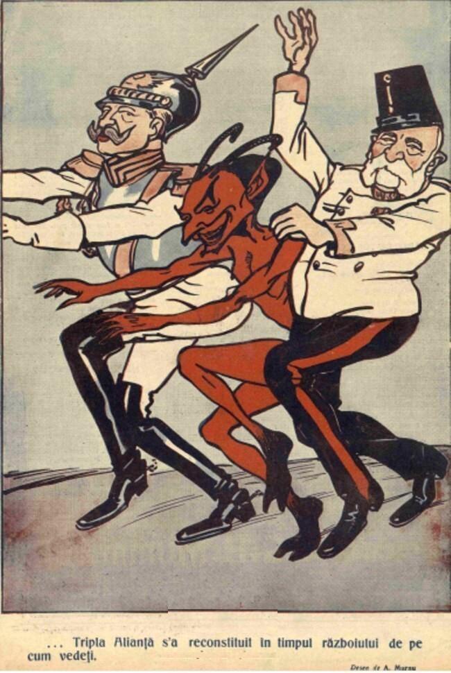 1914 octombrie 8 FURNICA Neutralitatea Italiei