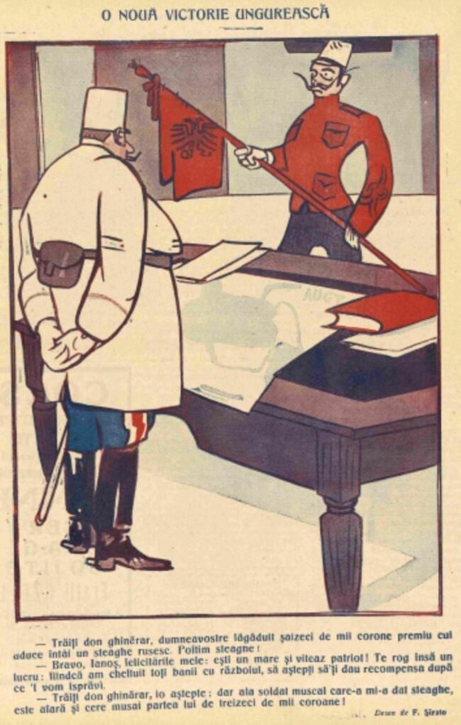 1914 octombrie 9 FURNICA O noua victorie ungureasca