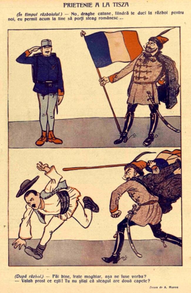 1914 septembrie 3 FURNICA Prietenie a la Tisza