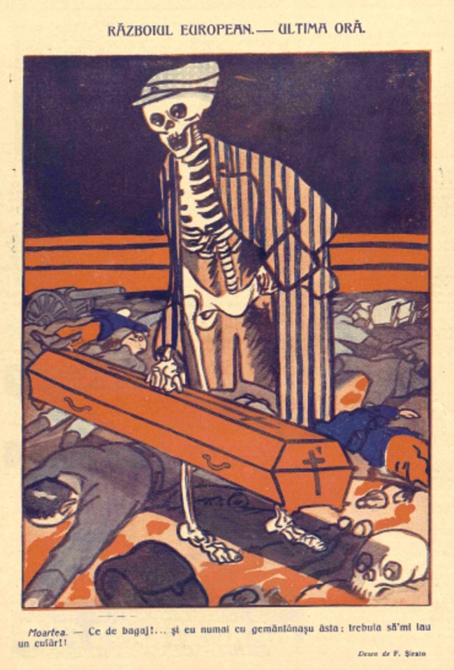 1914 septembrie 3 FURNICA Razboiul european