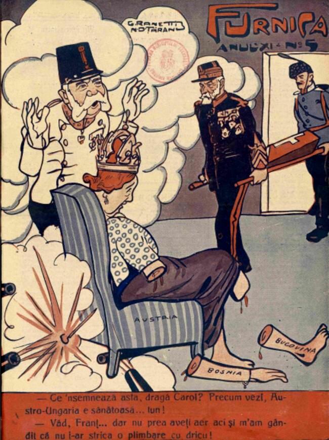 1914 septembrie 5 Coperta