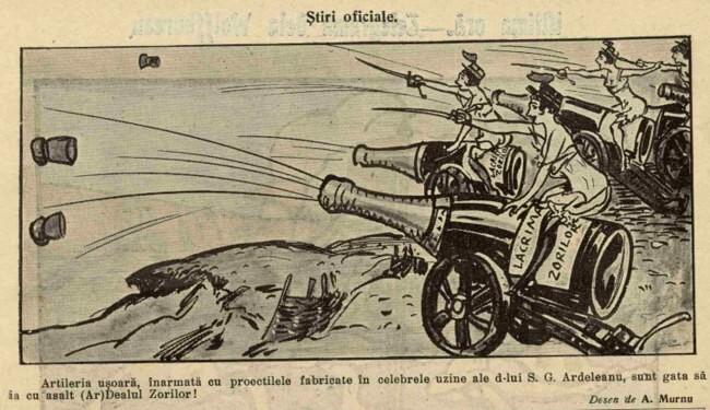 1914 septembrie 5 Stiri oficiale