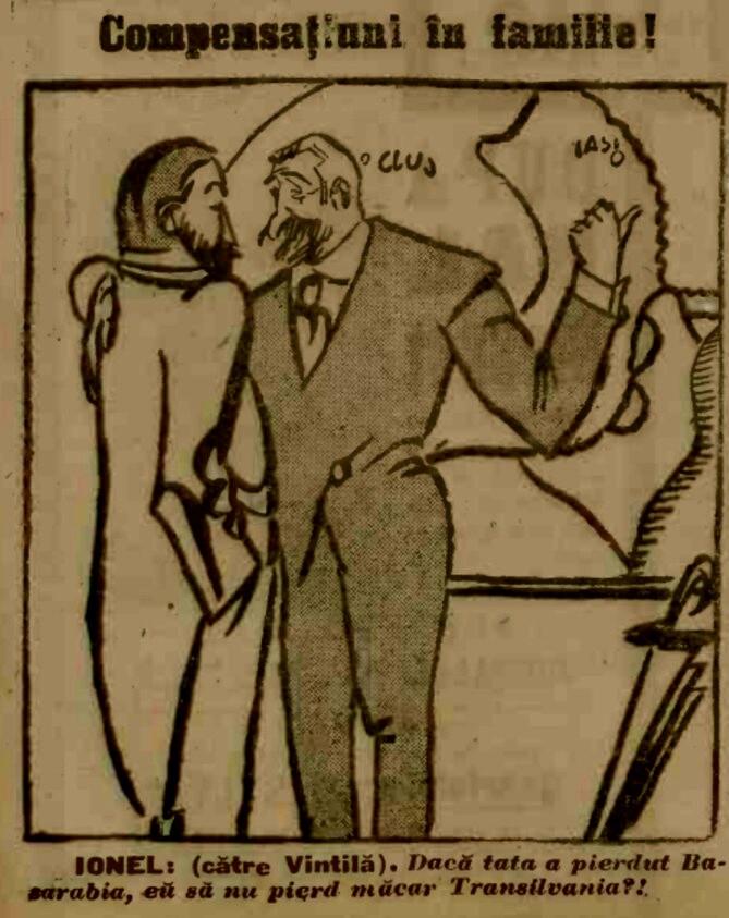 1915 ianuarie 20 ADEVARUL Compensatia Bratenilor