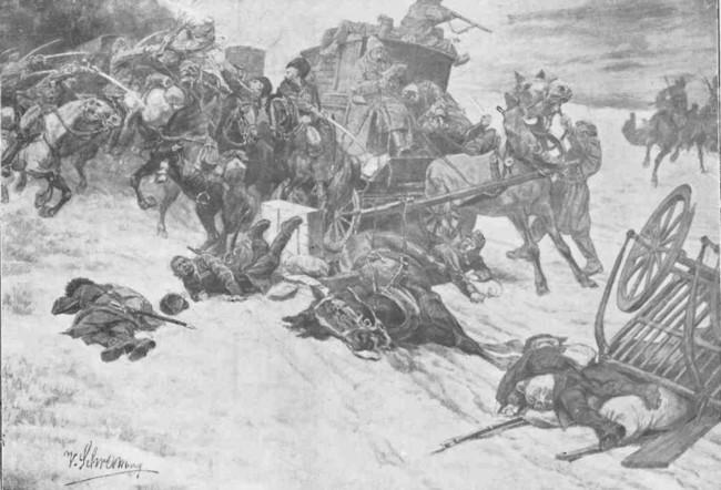 Bătălie a regimentelor bucovinene în Polonia - Gazeta Ilustrată din 6 iunie