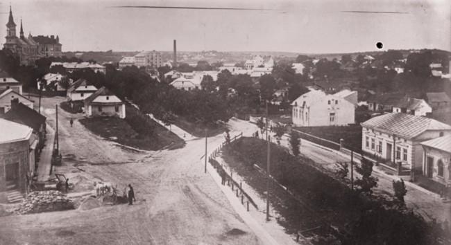 1916: Cernăuţi - fotografie de presă, GALLICA