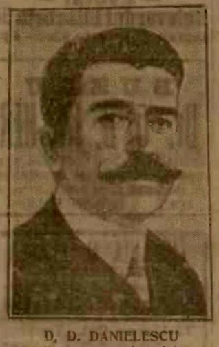 1916 ianuarie 1 ADEVARUL Danielescu