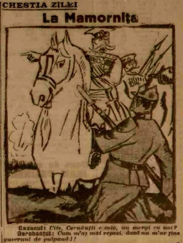 1916 iunie 2 ADEVARUL La Mamornita
