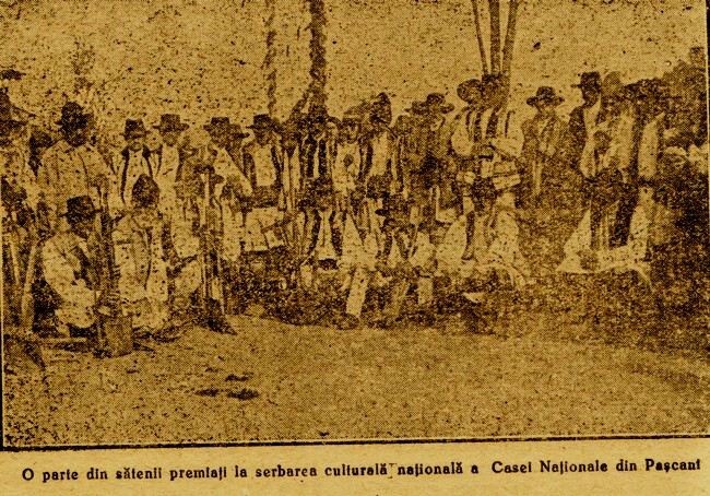 1919 RASARITUL premianti Pascani