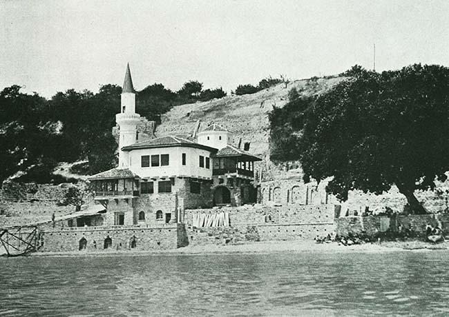 Balcic, Castelul MS Regina Maria a României