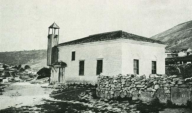 Balcic, Moscheia veche