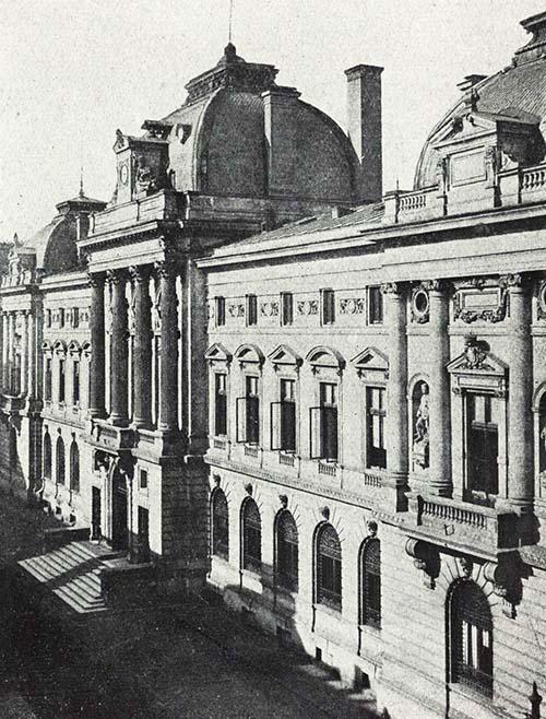 Bucureşti, Banca Naţională a României