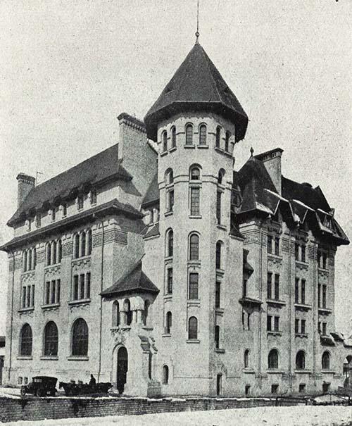 Bucureşti, Casa Centralei Telefoanelor Automate