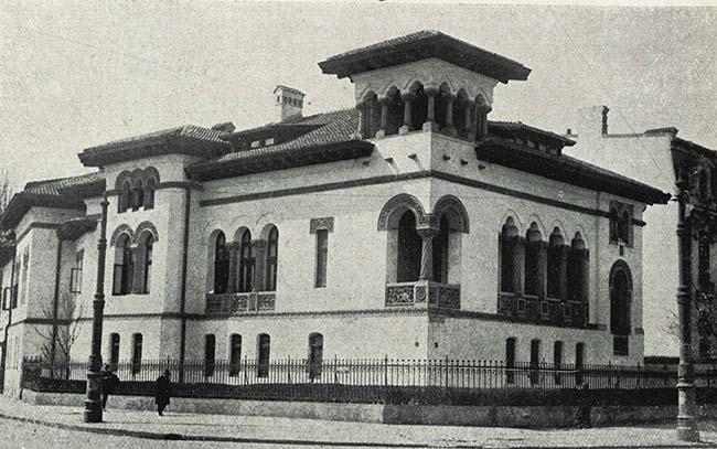 Bucureşti, casă de pe Bdul Lascăr Catargi