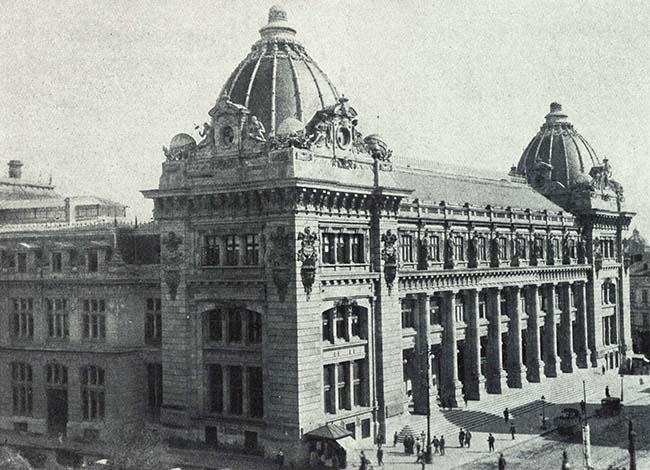 Bucureşti, Palatul Poştelor
