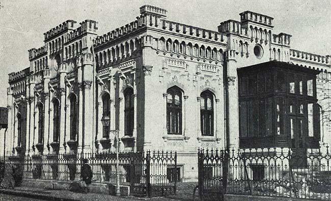 Bucureşti, vilă de pe Str. Dionisie