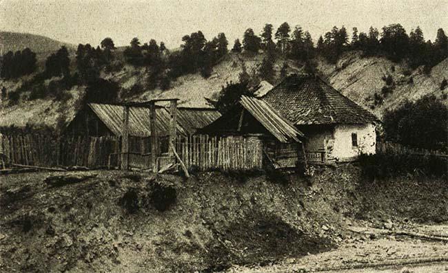 Casa unui ţăran din Nereju, Vrancea