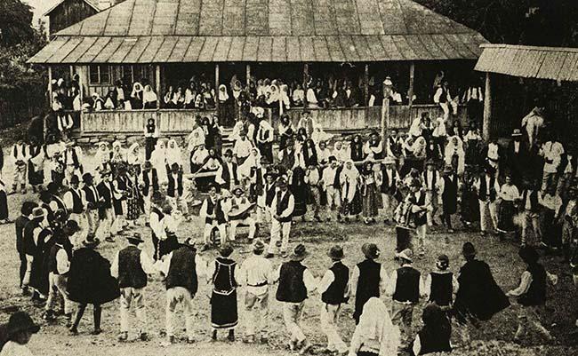 Sărbătoare la Nereju, Vrancea