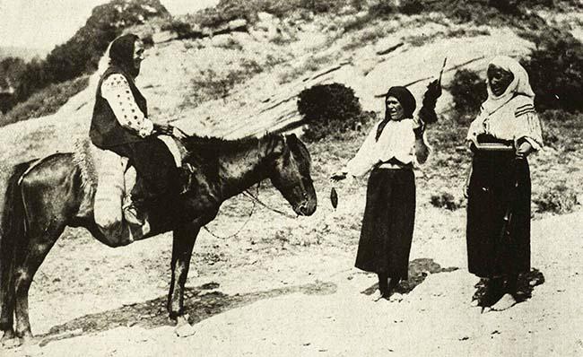Ţărănci din Vidra, Vrancea