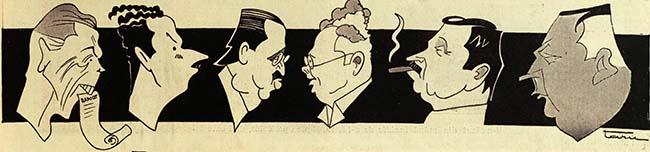 1935 ILUSTRATIUNEA ROMANA n 1 ravase 2