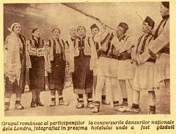 1937 Londra ILUSTRATIUNEA ROMÂNA 27 ian