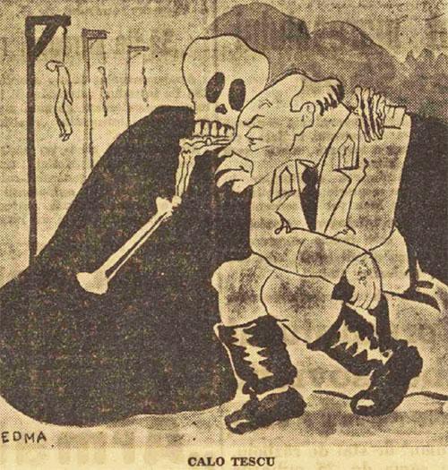 1941 CALO TESCU