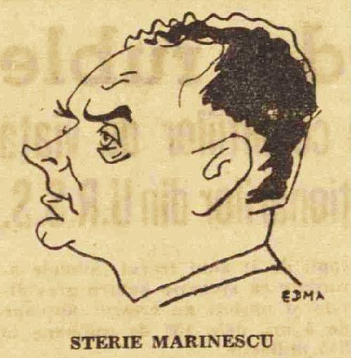 1941 Sterie Marinescu
