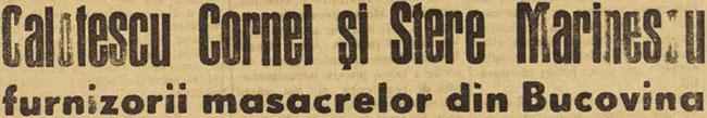 1941 titlul articolului