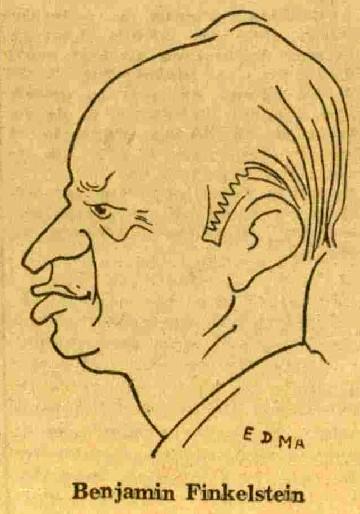 1945 Finkelstein Benjamin