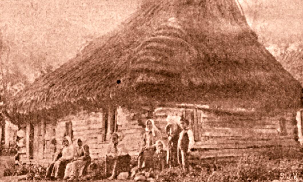 Polonezi şi casă polonă ţărănească în Galiţia