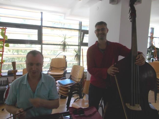28 iunie 3 Petru Oloieru si Ionut Chitic