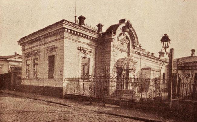 Casa arhitectului L. Negrescu