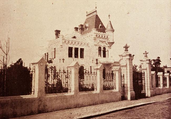 Casa Cristopol, din strada Venerei