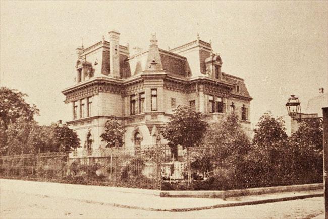Hotel Blank, din strada Dionisie