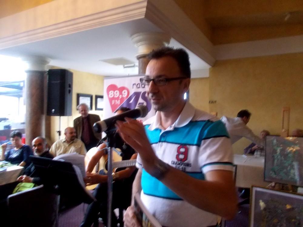Gabriel Cărăbuş, mărturisind despre firea dreaptă a Poetului Roman Istrati