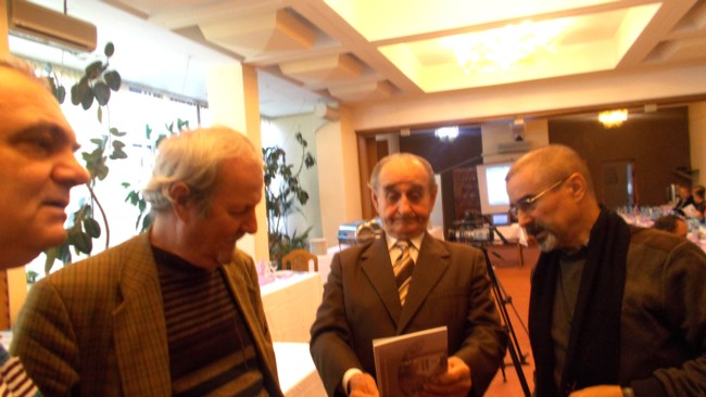 Traian Duminică, Roman Istrati, Gavril Irimescu şi Tiberiu Cosovan