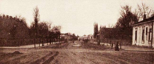 Bulevardul Colțea, între strada Clemenței și strada Mercur
