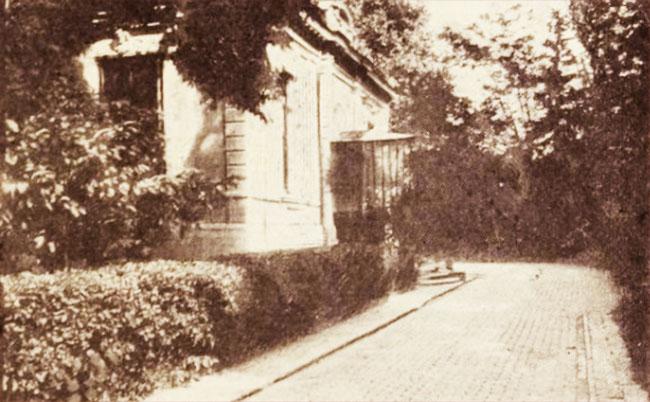Casa Doamnei Economu, de pe strada Batiștei