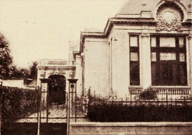 Casa Procopescu, din strada Scaune