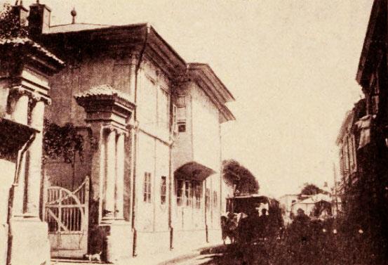 Casa Turnescu, de pe Calea Moșilor