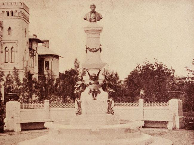 Fântâna Luigi Cazzavillan