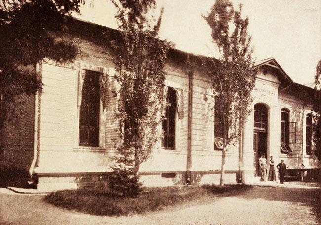 Pavilion al spitalului Colentina